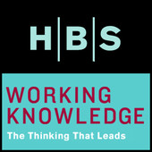 Harvard Business School Working Knowledge